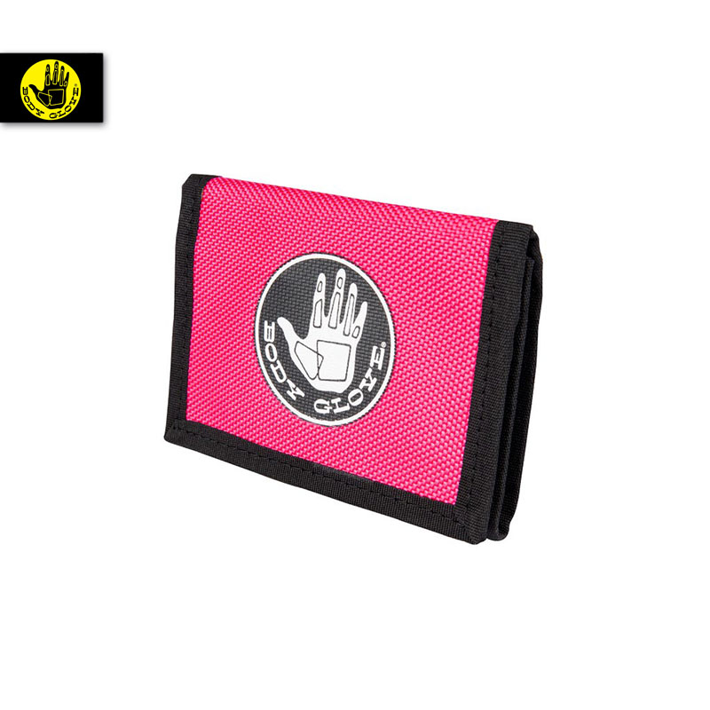 BODY GLOVE WALLET CORE LOGO WALLET PINK