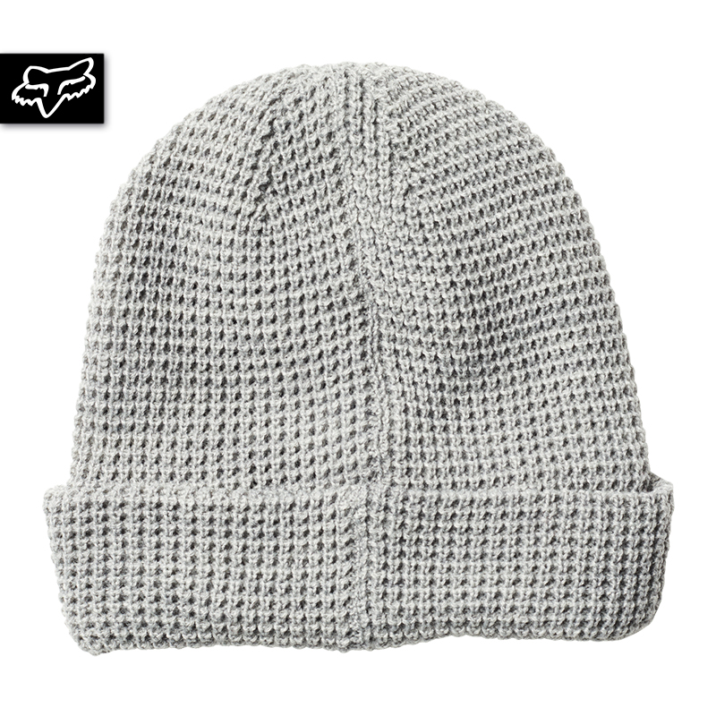 REFORMED BEANIE (HTR GRY)