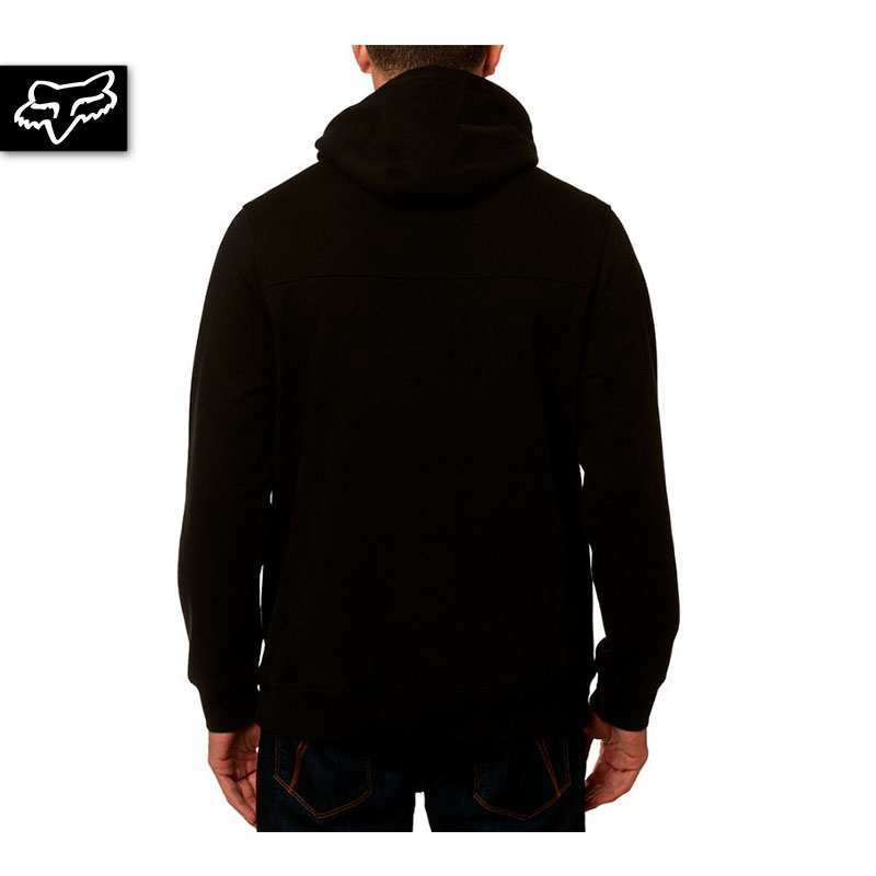 FOX HONDA PULLOVER FLEECE BLK
